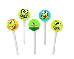 Kit Topper Keroppi