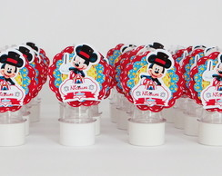 Mini Tubete Circo do Mickey