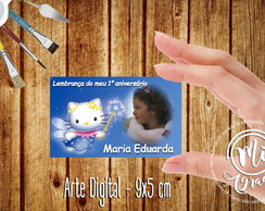 ARTE DIGITAL HELLO KITTY (arte pronta)