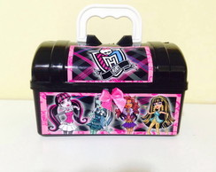 Maletinha Baú monster high