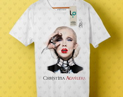 Camisa Christina (Arte Digital)