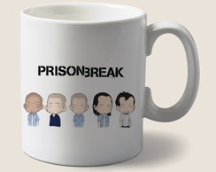 Caneca Prision Break