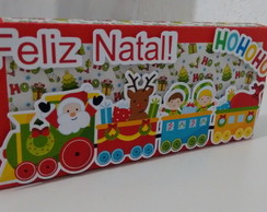 Caixa Natal 8 mini chocolates
