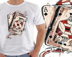 camiseta Poker alternativa s9