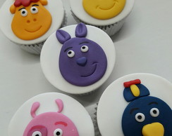 Mini cupcake Backyardigans