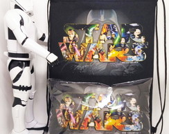 KIT STAR WARS PERSONALIZADA