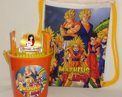 Kit verão DRAGON BALL Z