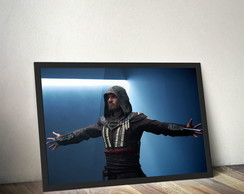 Quadro Assassin's Creed - Game