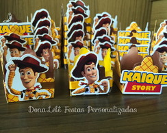 Woody Toy Story - Forminhas