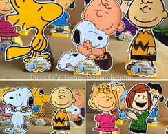 Snoopy - Display de mesa