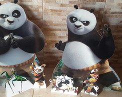 KIT DISPLAY KUNG FU PANDA