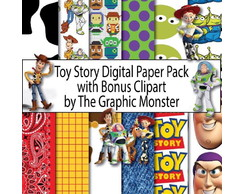 Scrapbook Toy Story