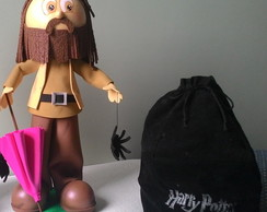 Hagrid em e.v.a - Turma do Harry Potter