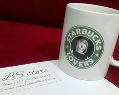 Caneca Starbucks Lovers