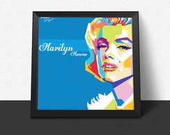 Quadro Marilyn Monroe - Pop Art