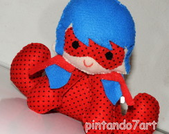 lady bug - Miraculous - Centro Mesa - GD