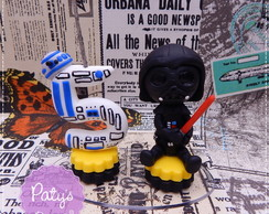 Mini Topinho Darth Vader - Star Wars