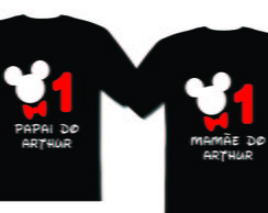 Camisetas de aniversario do Mickey6