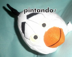 White Bird - Angry Bird - Centro mesa GD