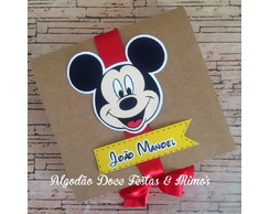 Álbum dental Mickey