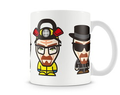 Breaking Bad Caneca Porcelana 01