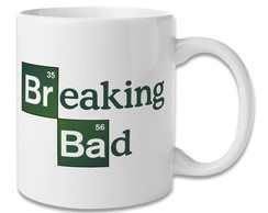 Breaking Bad Caneca Porcelana 03