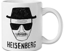 Breaking Bad Caneca Porcelana 07