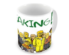 Breaking Bad Caneca Porcelana 08