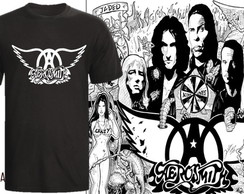 camiseta Aerosmith 1