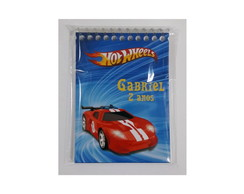 Bloquinho Hot Wheels