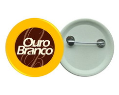 Botton 3,5 - Chocolate Ouro Branco