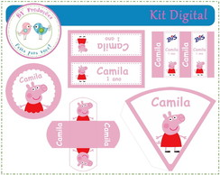Kit Digital: 5 Rótulos