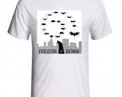 CAMISETA BATMAN EVOLUTION
