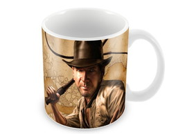 Caneca Personalizada Indiana Jones