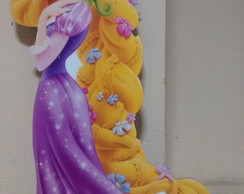 Totem/Display de Chão Rapunzel