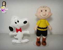 TURMA DO SNOOPY (FELTRO)