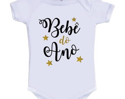 Body /Camisetinha Bebe do Ano