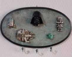 Porta Chaves - Personagens Star Wars