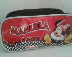 Necessaire ou Estojo Minnie