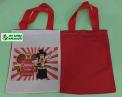 Eco Bag circo do Mickey