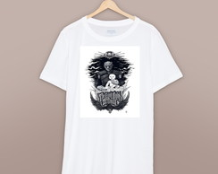 Camiseta Camisa white walker game of thr