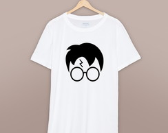 Camiseta Camisa Harry Potter