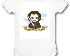 Body infantil game of thrones snow kid