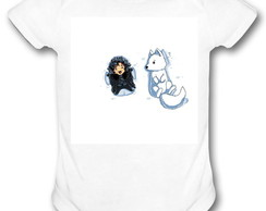 Body infantil game of thrones snow cute