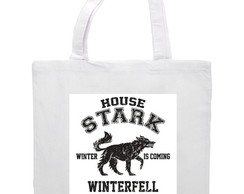 Bolsa Ecobag game of thrones house stark