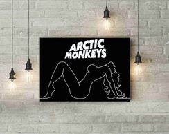 Quadro Arctic Monkeys model 1