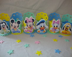 Centro de mesa Turma do Baby Disney