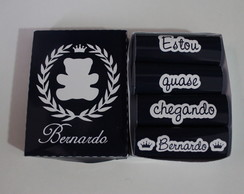 Porta chocolate 4 unidades