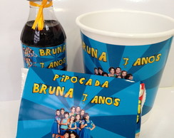 Kit Cinema Chiquititas