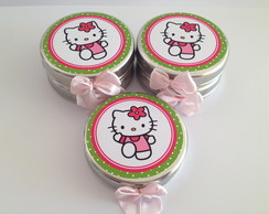 Latinha Mint - Hello Kitty